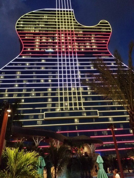 Hard Rock Hotel & Casino Project